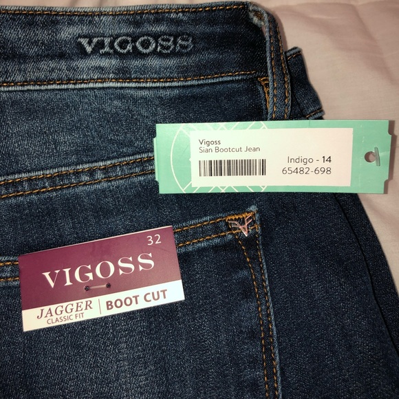 df674d2e40e Vigoss Jeans | Jagger Boot Cut Stitch Fix | Poshmark